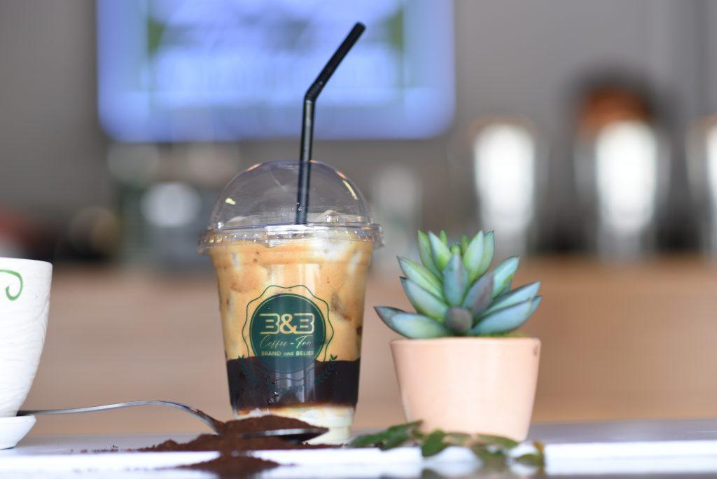 cafe take away B&B